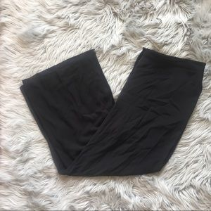 NWOT PLUS SIZE WIDE LEG PANTS